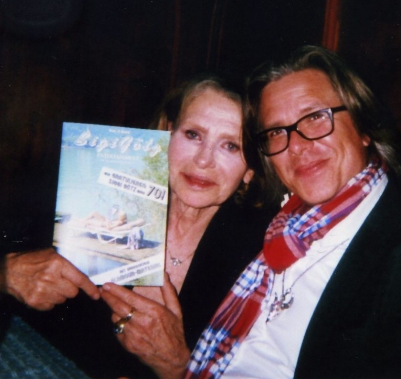 Percy Hoven & Erica Blanc
