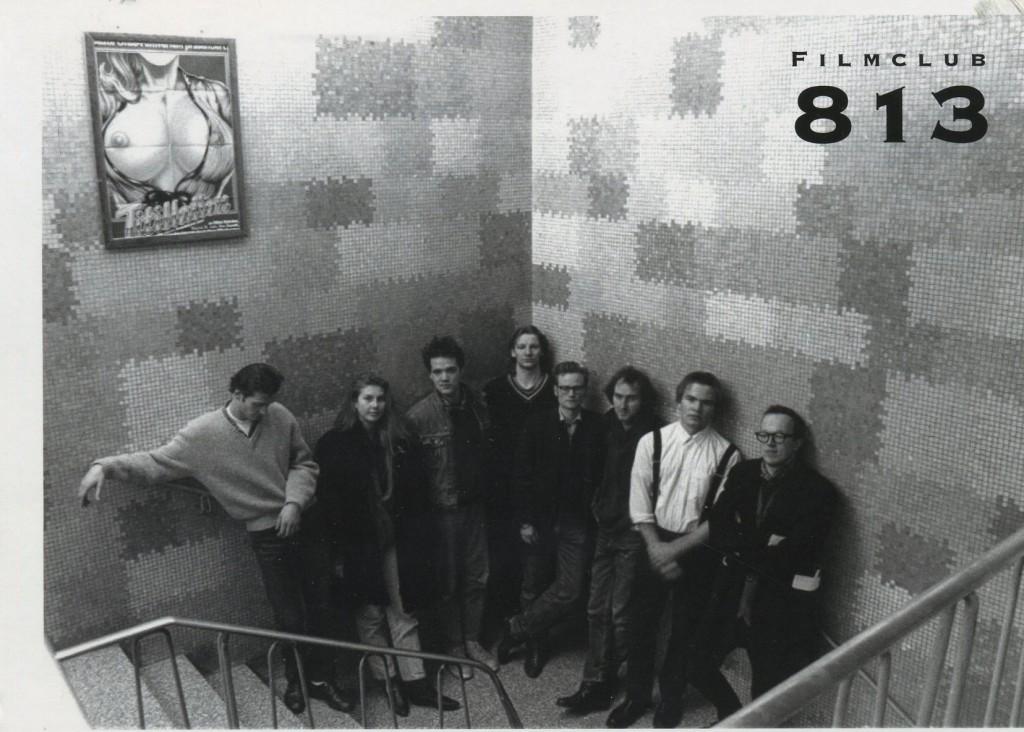 Filmclub813-Gründungsmitglieder
