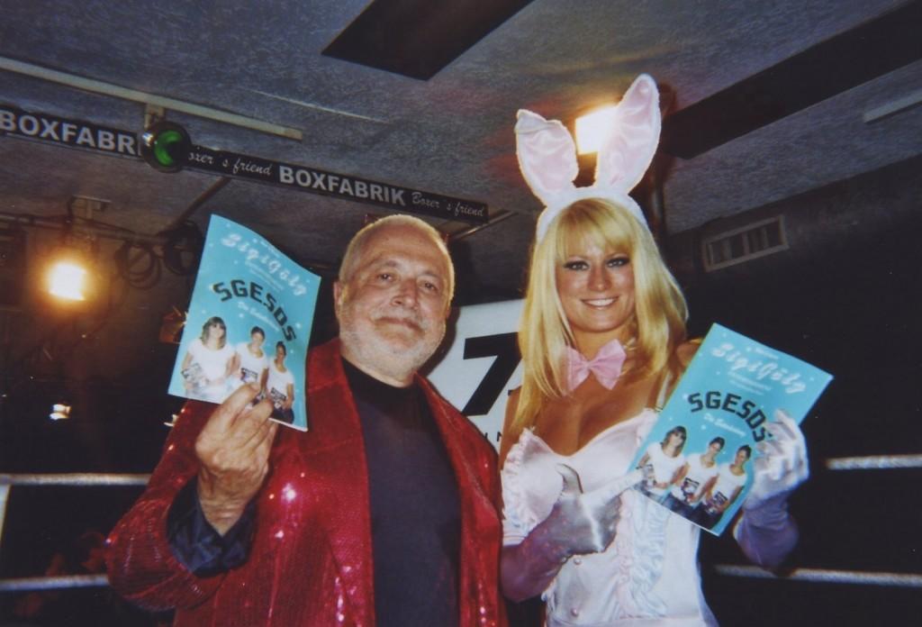 Broder & Bunny (Foto: Ulrich Mannes)