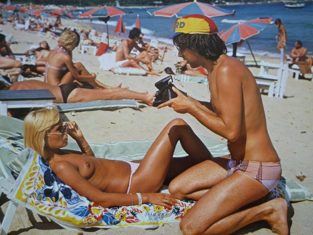 Claus Obalski fotografiert auf Ibiza