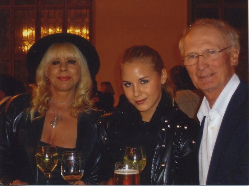 Von links: Margit Geissler-Rothemund, Danny Barbette Rothemund, Art Braus (Foto: Claus Obalski)